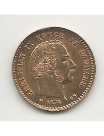10 Kroner Or - Danemark - Christian IX