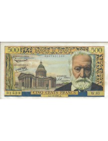 500 FRS VICTOR HUGO