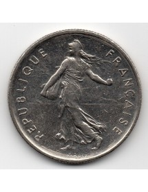 5 Francs Nickel - Semeuse