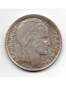 20 Francs Argent - Turin