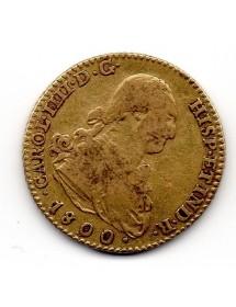 2 Escudo Or - Espagne - Carol IV