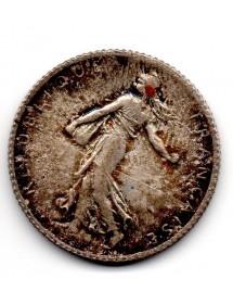 1 Franc Argent - Semeuse