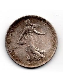 2 Francs Argent - Semeuse