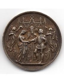 Médaille Argent - Mariage