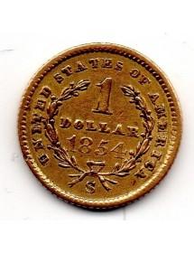 1 Dollar Or - Etats Unis - Liberty