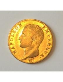 20 Francs Or - Napoléon Ier - Tête Nue