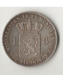 1 Gulden Arg.