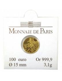 100 Euro Or 2008
