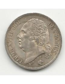 2 Francs Louis XVIII- 1820A