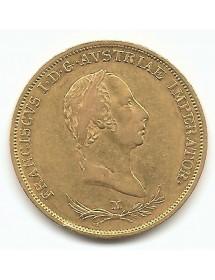 Sovrano - Francis I - 1821/31
