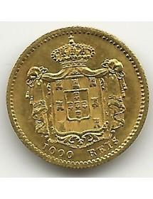1000 Reis - Ludovicus I