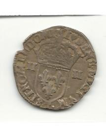 1/4 ECU HENRI IV - 1603 T