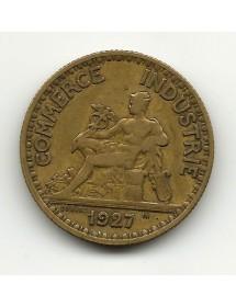 2 Francs Chambre de Commerce - 1927