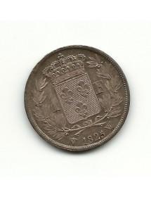 1 Franc - Charles X - 1825 W