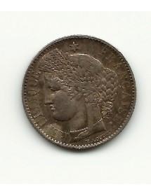 50 Centimes - Cérès - 1850 A