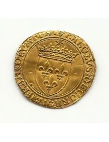 Ecu D'Or - Au Soleil - Charles VIII