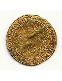 Ecu D'Or - Charles VII