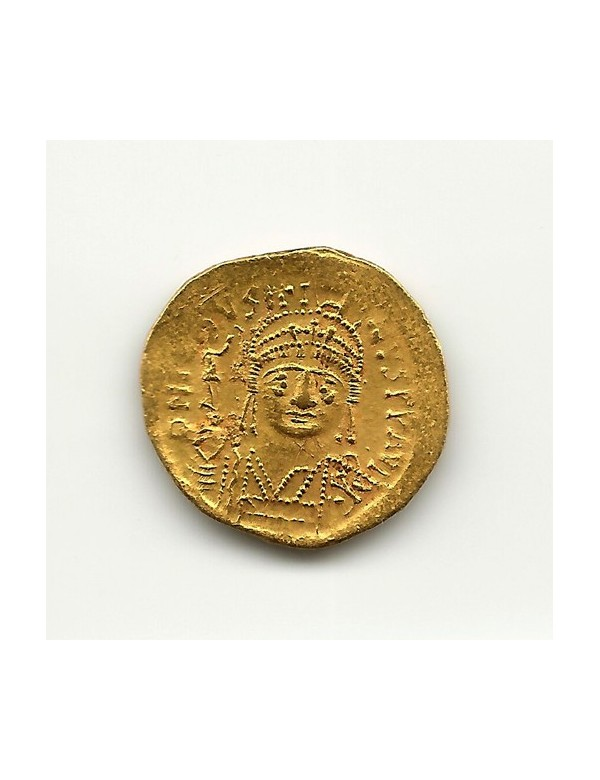 Solidus Or - Justin II