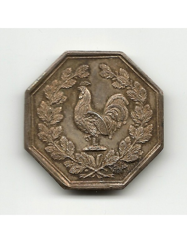 Notaire - Compiègne - 1830