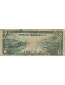 Ten Dollars - Série 1907